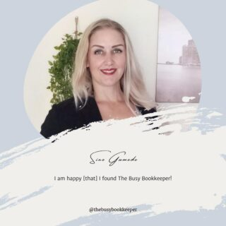 Client testimonials make it all worthwhile. Just like these golden words from Sine Gumede 💬  We've been serving small business since 2015, and don't intend on packing away our calculators any time soon 💫  Find out more about us here:   https://thebusybookkeeper.co.za/wp  